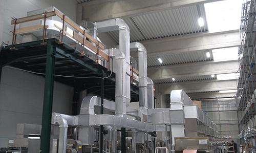 出口德国的NMP的回收装置